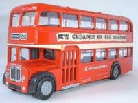 EFE 13905 1:76 OO SCALE Bristol FLF Lodekka with Late Grille Eastern Counties